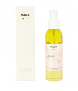 Apricot & Green Mandarin Naturally Infused Body Oil