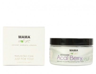 Acai Berry & Neroli Naturally Infused Rejuvenating Day Cream