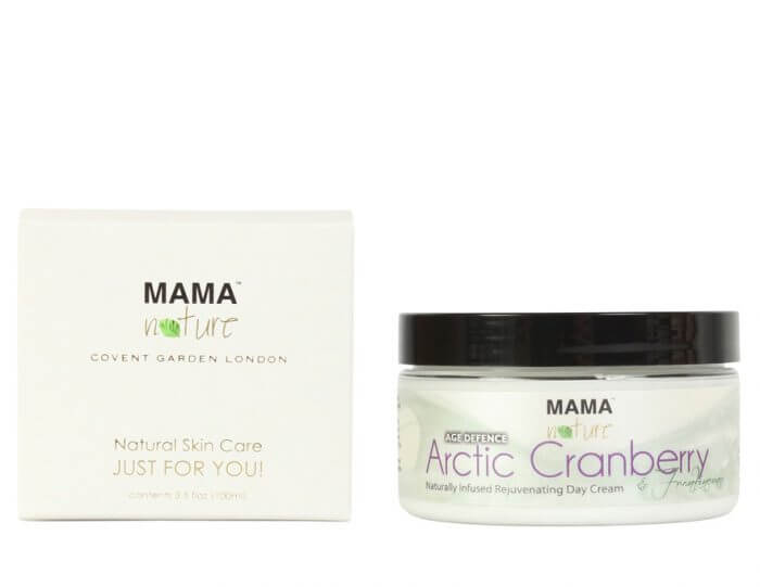 Arctic Cranberry & Frankincense Naturally Infused Rejuvenating Day Cream