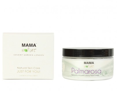 Palmarosa & Chia Naturally Infused Face Cream