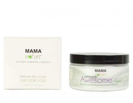 Awesome Argan Naturally Infused Rejuvenating Night Cream (AGE DEFENCE)
