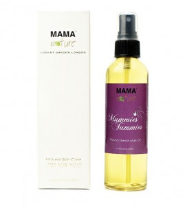 Mummies with Tummies Natural Stretch Mark Oil